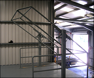 Photo - Loft Safety Frame