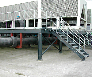 Photo - Steel Chiller Platform